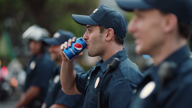 A nice, cold Pepsi will fix ALL this bullshit...
