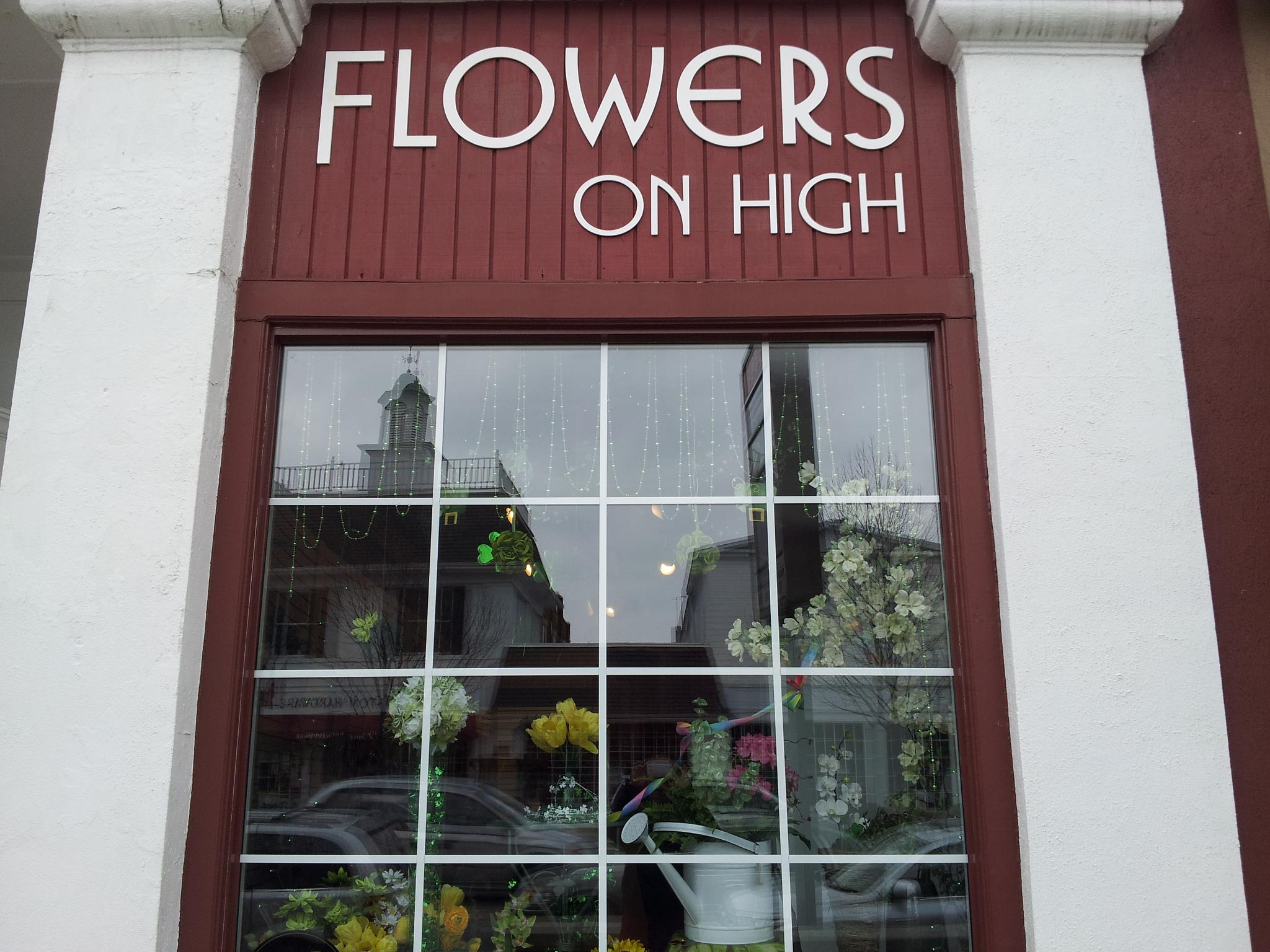 flowers on high 3