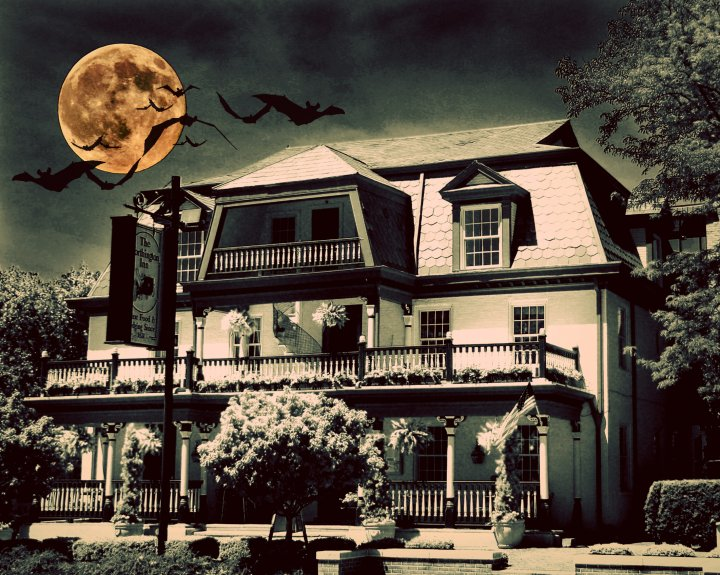 TWI Halloween photo