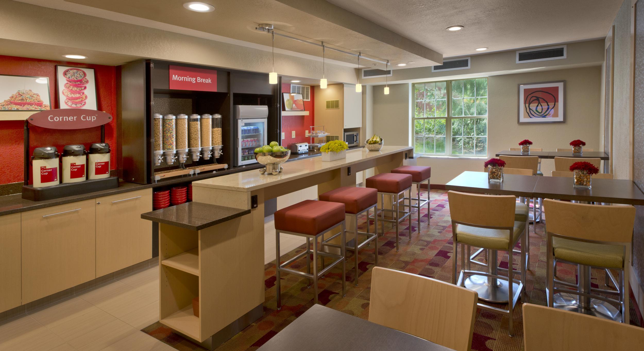 Towne Place Suites renovation 1