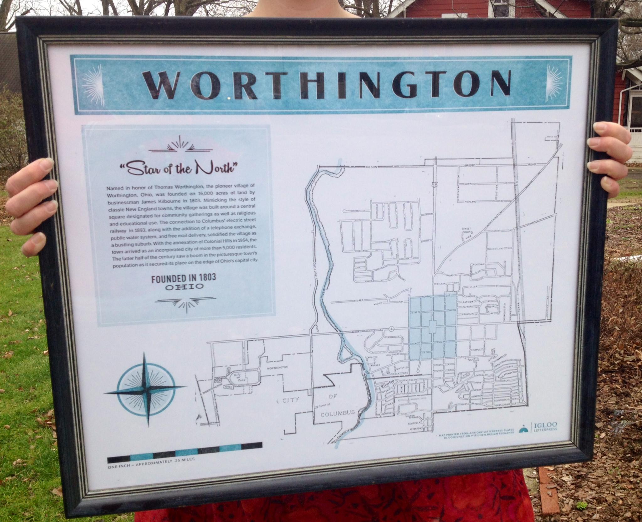 Give The Gift Of Worthington Experience Worthington