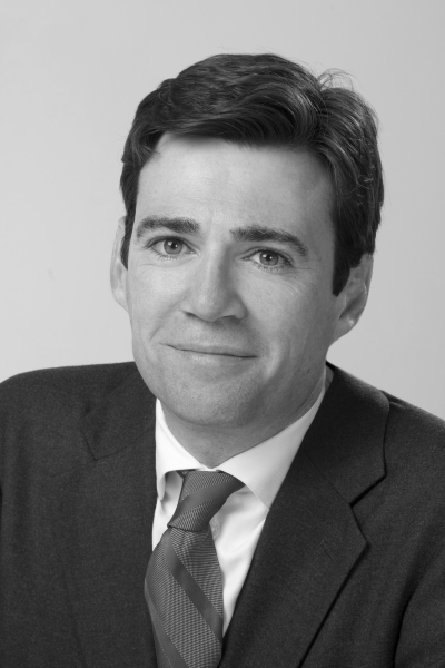 Andy Burnham MP