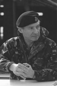 Gen Sir Kevin O'Donoghue KCB CBE