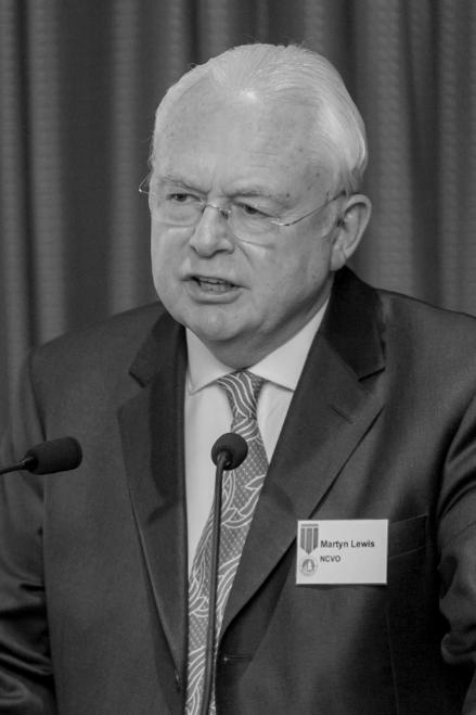 Sir Martyn Lewis CBE