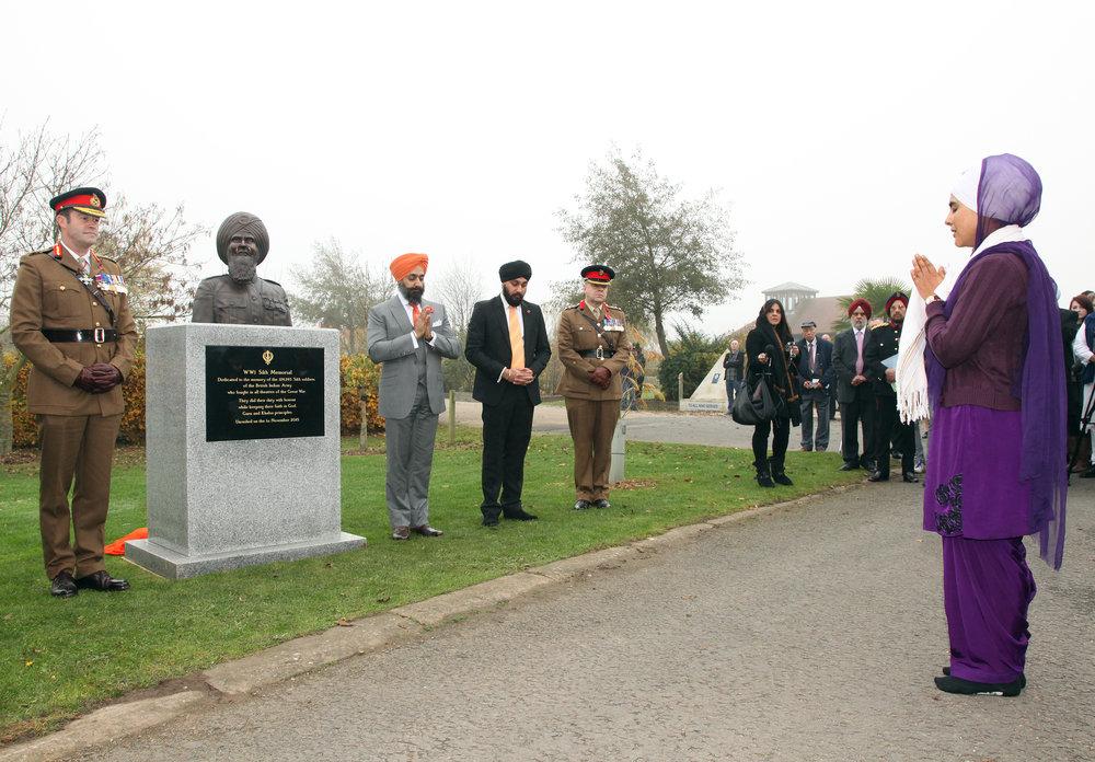 WW1 Sikh Memorial