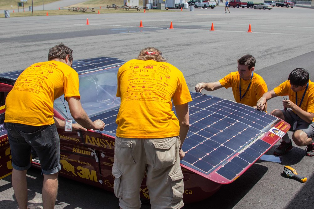 Array Scrutineering