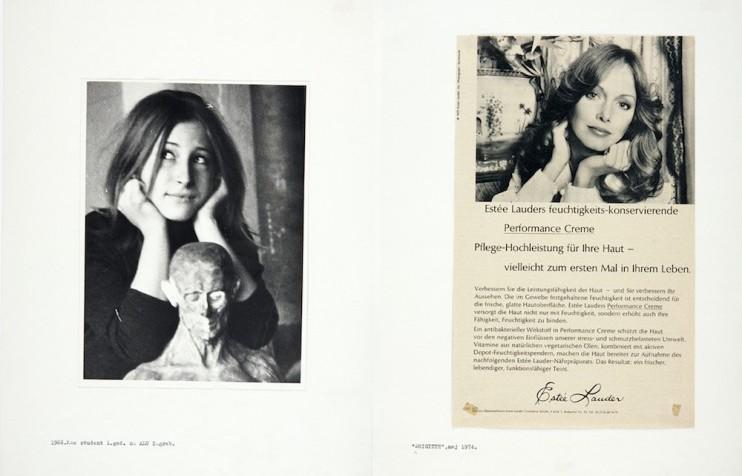 Sanja Iveković,  Double Life  , 1975-6