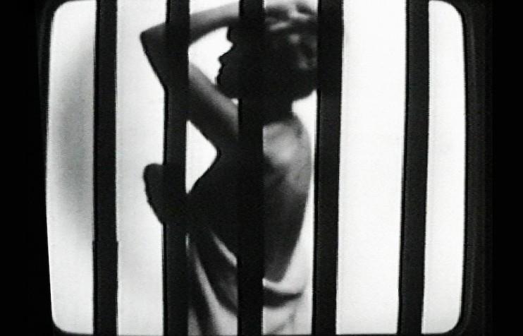 Sanja Iveković, still from   Sweet Violence  , 1974