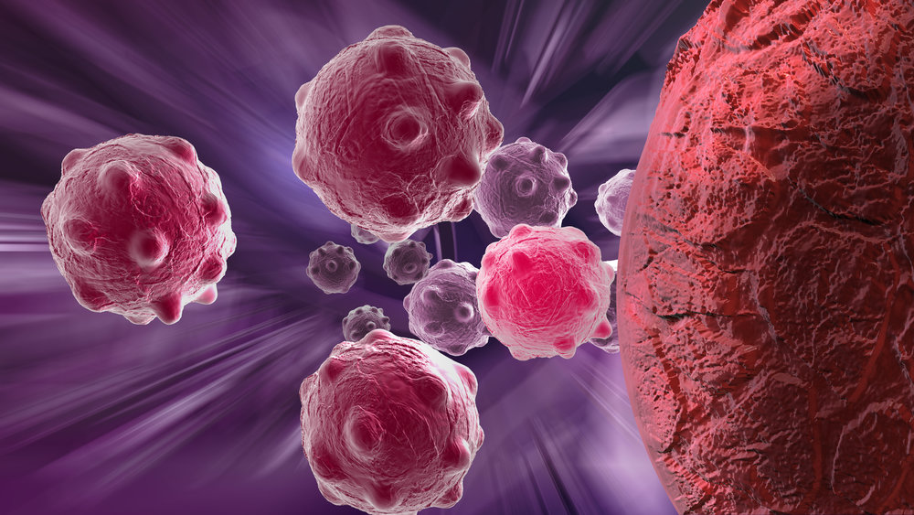 Copy of cancer cell