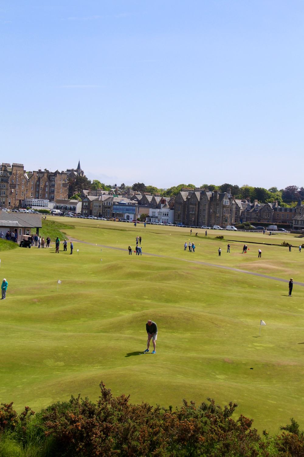 The St. Andrews Old Course