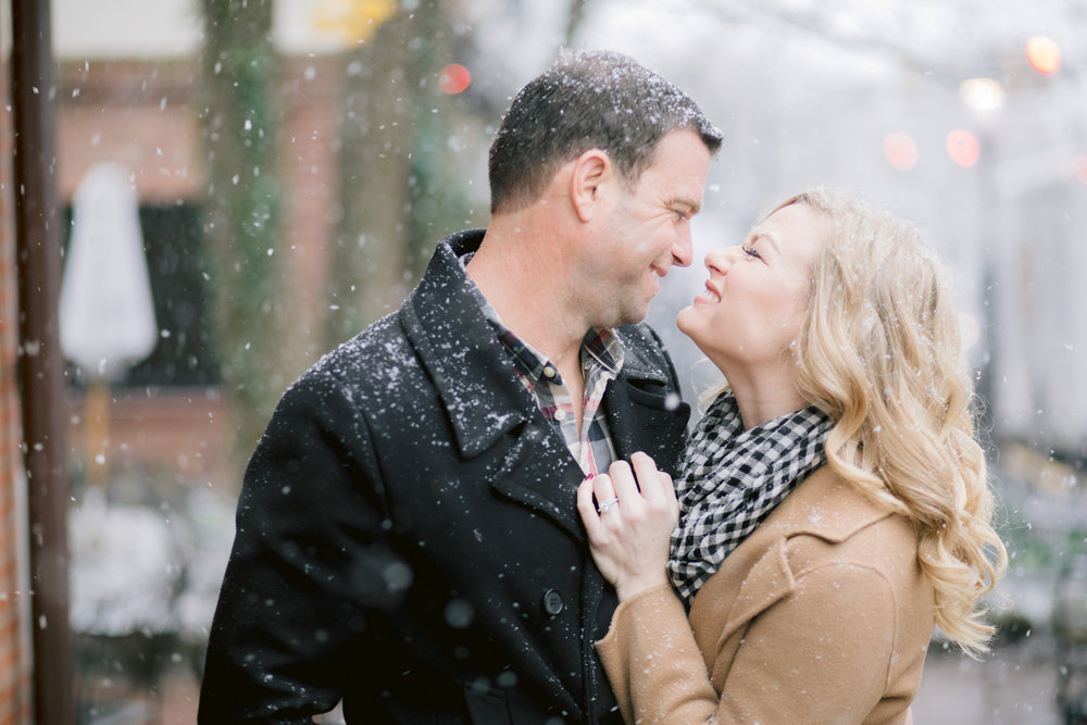 Fine Art Copenhagen Wedding London Engagement Session Snowy Winter UK Photography NYC Destination Wedding Photographer