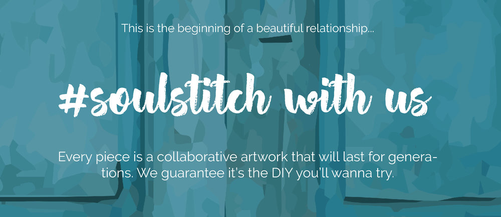 #SoulStitch With us