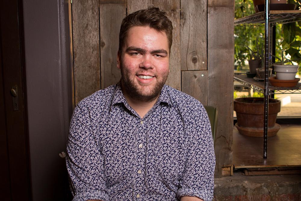 Drew, barista & journalist