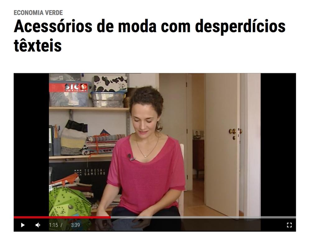 Sic Noticias - Economia Verde