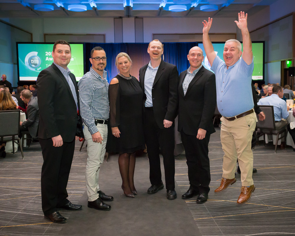 Bosch: North American Sales Kick off Awards 2018 having some fun!