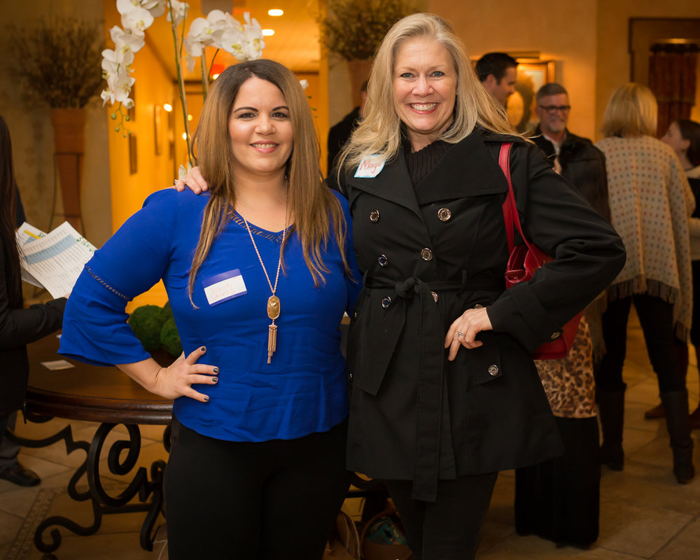 (left) Jessica Campos / (right) Margo Wickersham