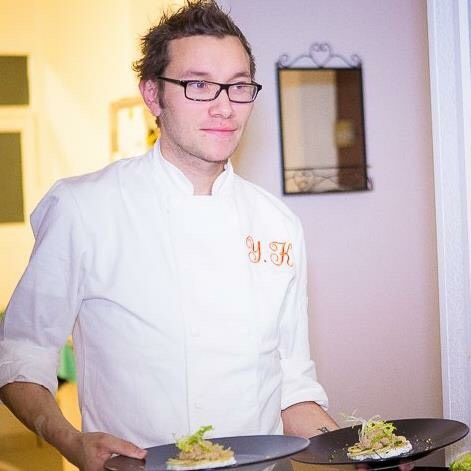 Chef Kevin Yafrani - Chef à domicile sur Ajaccio en Corse de sud. Private Chef in Ajaccio, Corsica