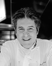 Chef Michel Roth - MOF (Meilleur Ouvrier de France), Bocuse d'Or 1991, Michelin starred, Chevalier de l'Ordre de la Légion d'Honneur, Culinary Advisor and Executive Chef at Hotel President Wilson in Geneva Switzerland including the restaurants Bayview and Umami🇫🇷