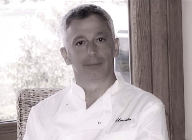 Chef Claudio Pucci - Chef presso la Perla del Golfo Isola d'Elba.