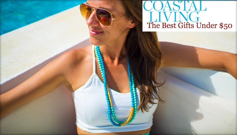 Coastal Living Holiday Jewelry Choice