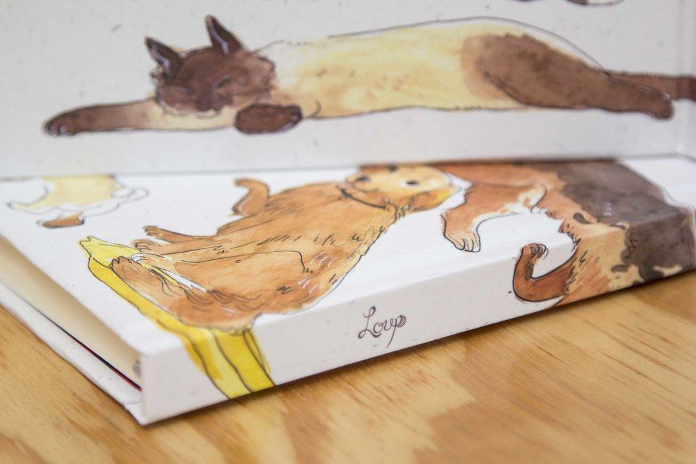 libreta C5 perros y gatos detalle 01.jpg