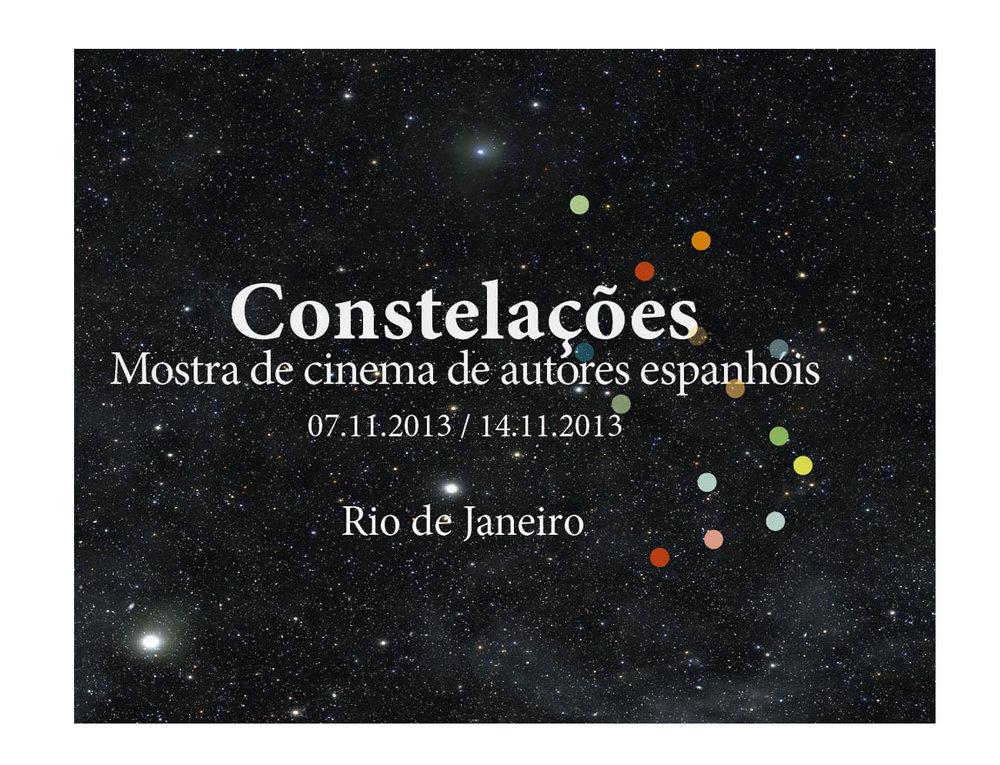 Constelações – Mostra de Cinema de Autores Espanhóis