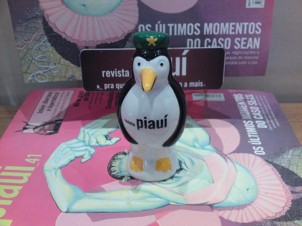 Lançamento da Revista Piauí