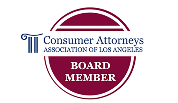 Consumer Attorney Association of Los Angeles - Board Member