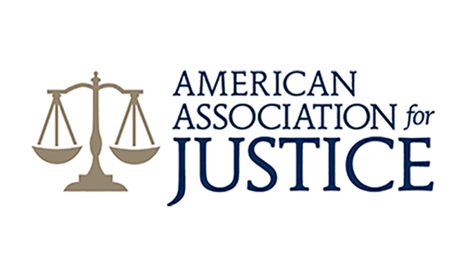 American Association for Justice Leaders Forum Patron