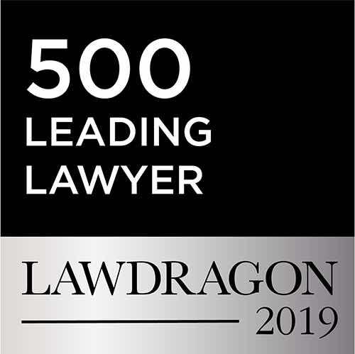 500 Leading Lawyer - Lawdfragon 2019