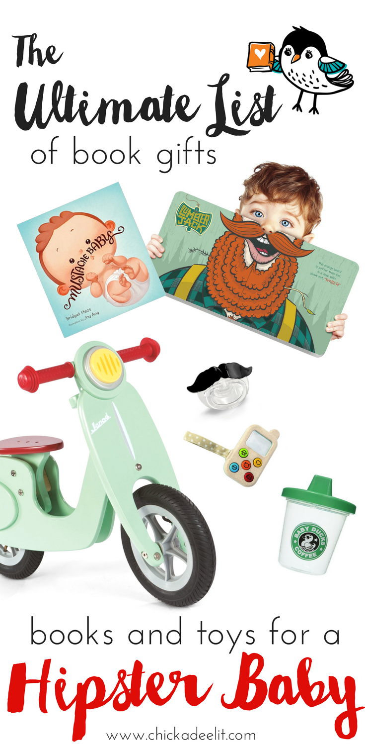 Click Here to View Gifts for Hipster Babies and Toddlers.