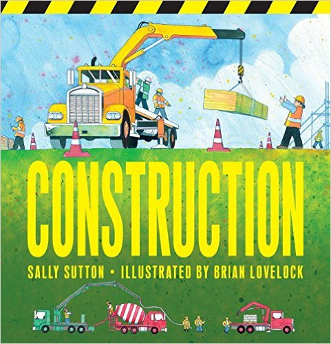 construction kids book