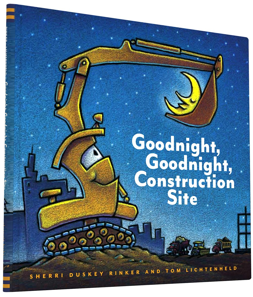 goodnight goodnight construction site kids books about construction sites