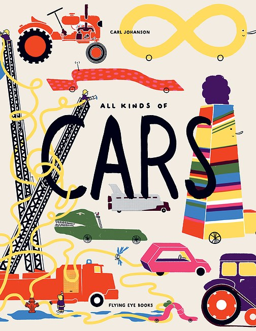 all kinds of cars kids books about construction