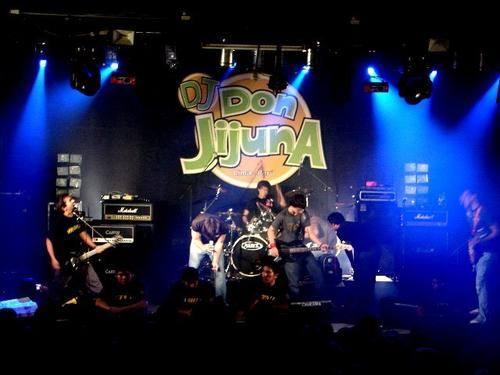 A punk concert in Peru.