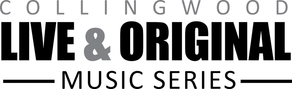 Collingwood live and original music series logo