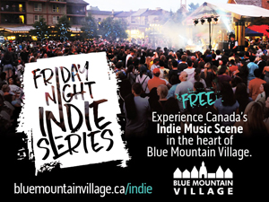 Friday Night Indie Series