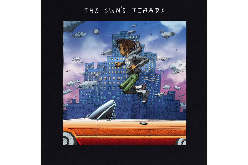 Released with much less fanfare than the rest of this list, but this is one of my favorites. I'm still able to listen to it all the way through and it's another solid hip-hop album from Isaiah Rashad that connects as well as Clivia Demo did. Free Lunch, 4 Dis Squaw, and AA are some favorites, but A Lot and Park do well for lyrics and rhythm. Rashad has several great verses and flows revolving around coming up from nothing and some braggadacio that is more than the weed-infused Clivia Demo. Still, some of the lyrics and moments go into mumble rap, which makes it stumble as a whole. Along with this TDE's production (yes he is with Top Dawg Entertainment) is consistently strong throughout the track. If you haven't heard of the album or Isaiah Rashad for that matter you must give him a listen.