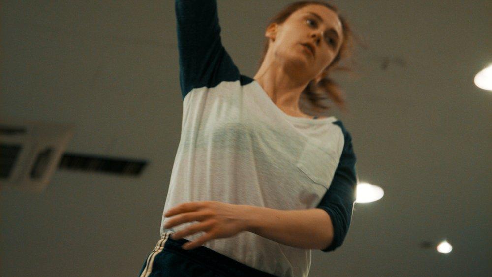 Oona Doherty - Dancer ,Choreographer