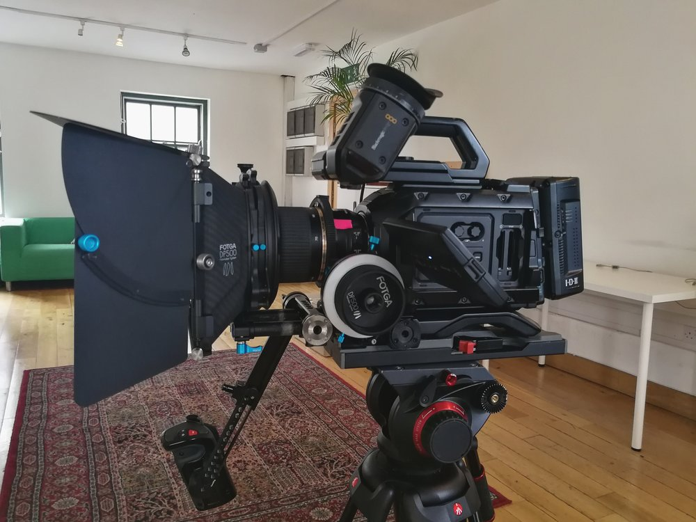 Our camera kit - Ursa Mini