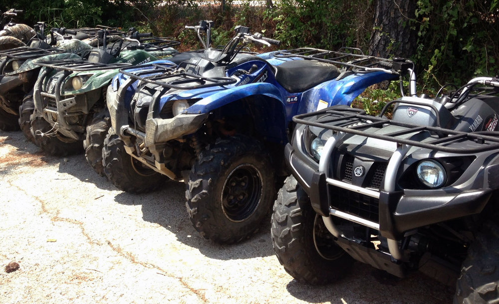 ATV Rental Dallas