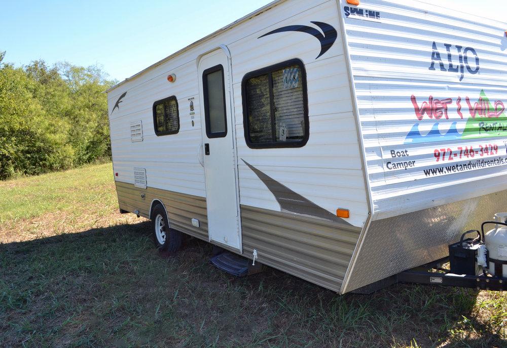 Camper Rental Dallas TX