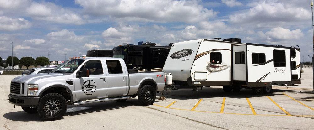 Surveyor Tow and Go Rental Dallas Texas