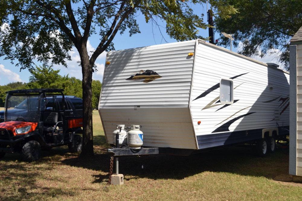Camper Rental Texas Motor Speedway