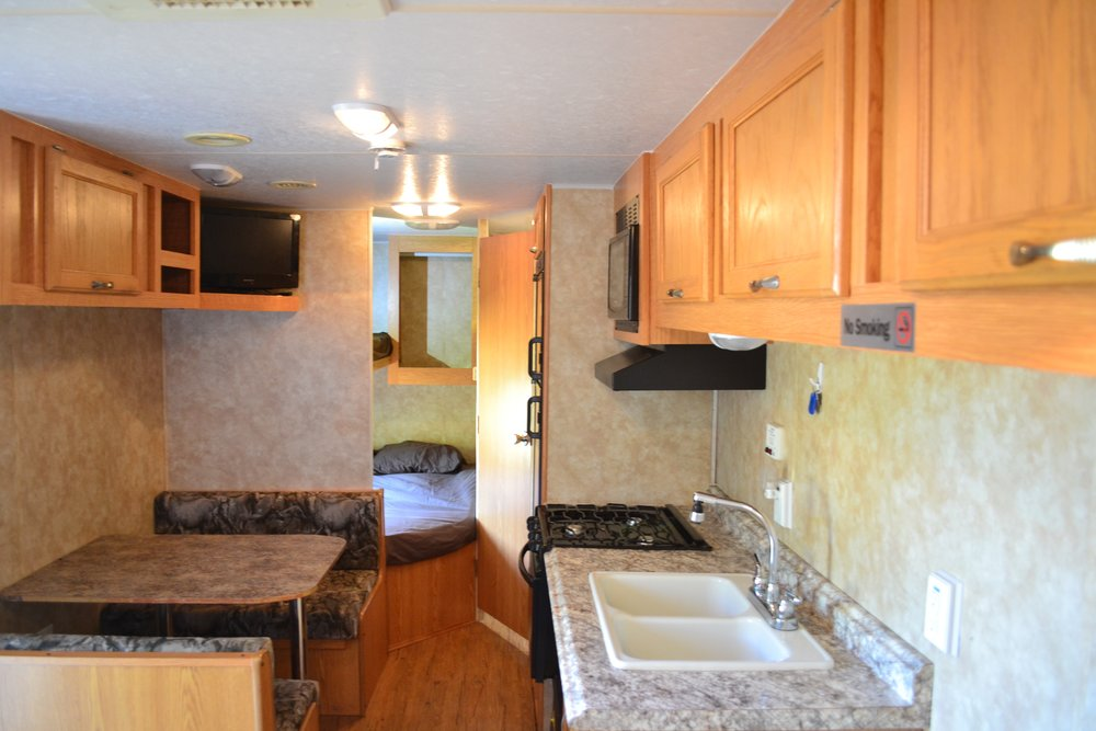 Camper RV Rental North Texas