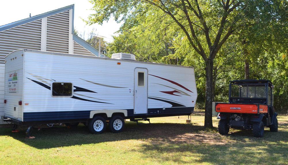 Coachman Camper Rental Dallas Texas