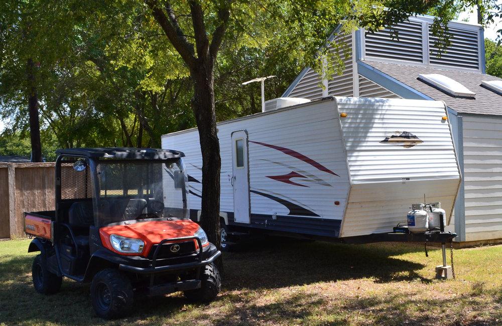 Coachman Camper Rental North Texas