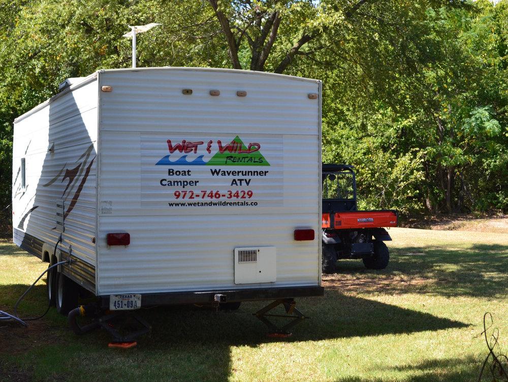 Coachman Camper Rental