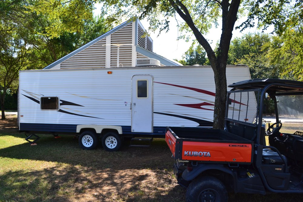 Camper Rental Coachman Texas