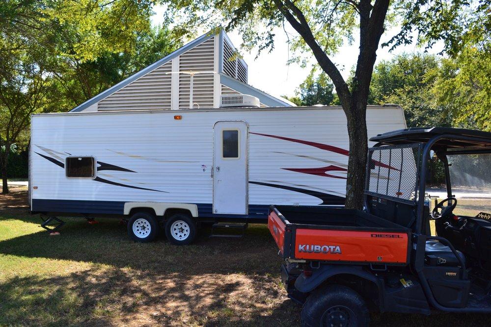 Camper Rental Coachman Texas